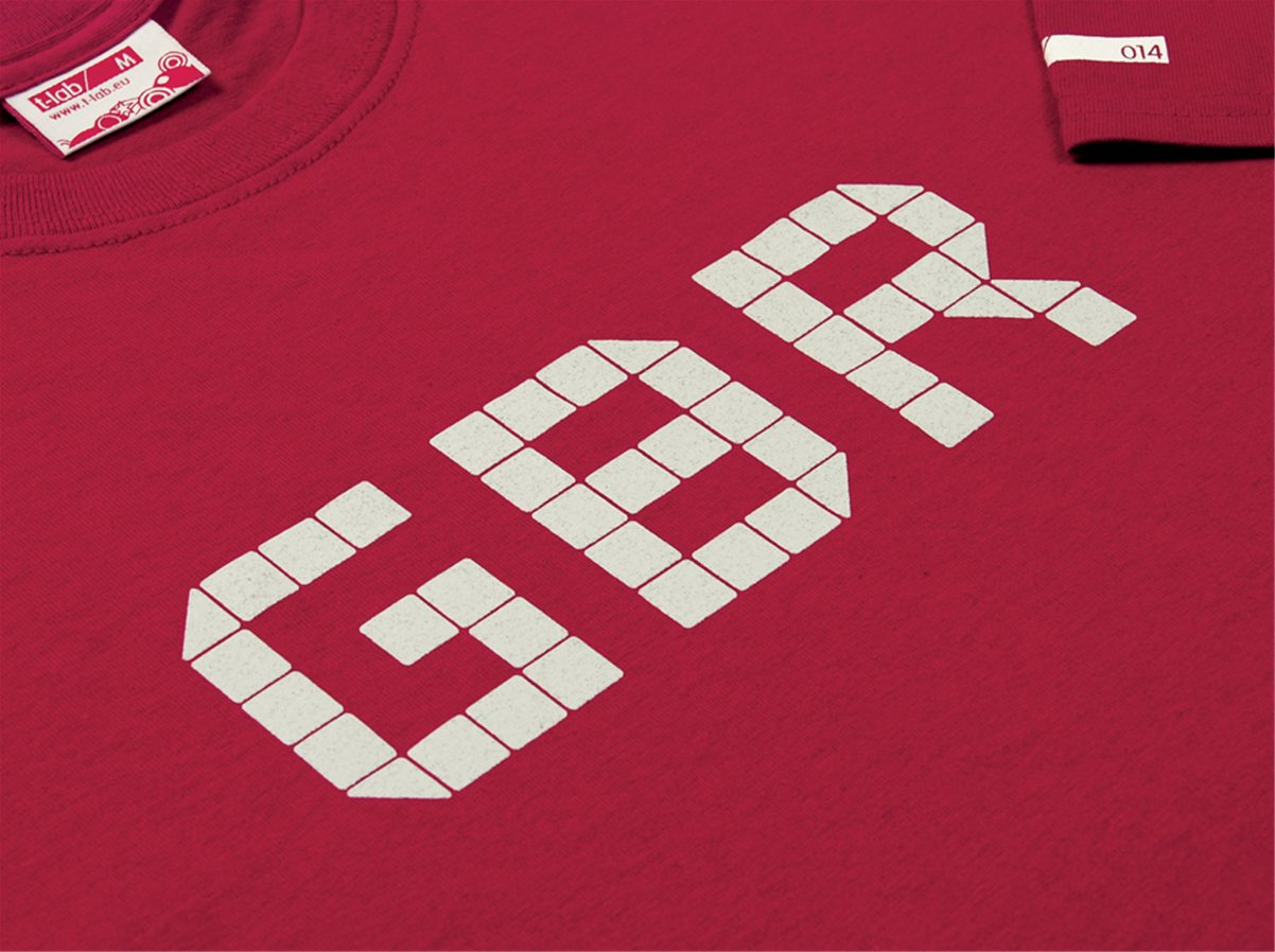 GBR red logo