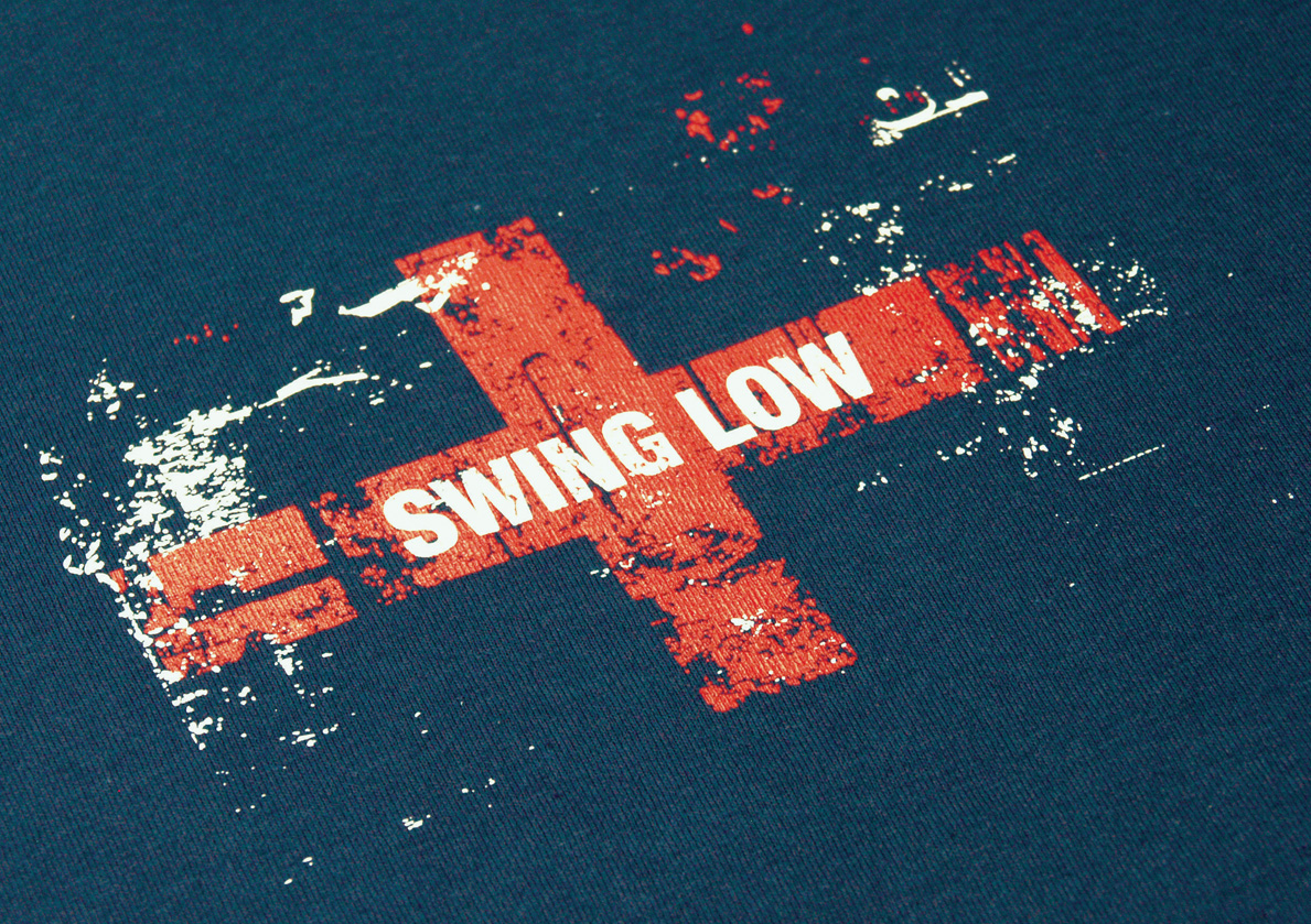 Swing Low blue chest