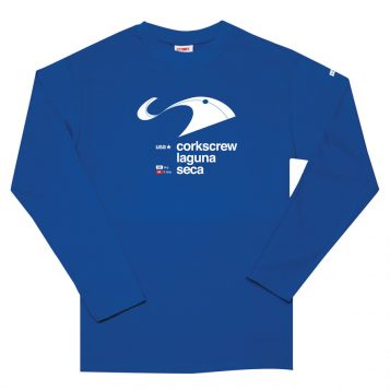 Corkscrew long-sleeve