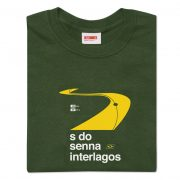 S do Senna t-shirt