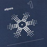 Alpes 1 t-shirt