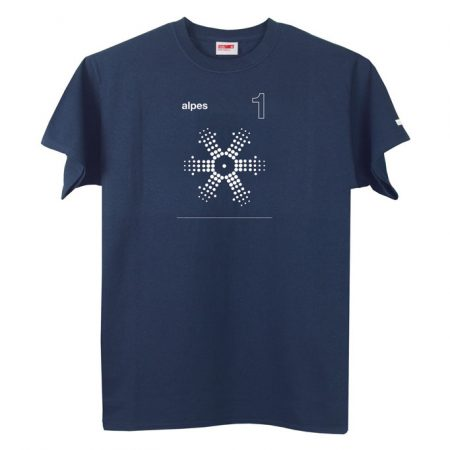 Alpes 1 t-shirt