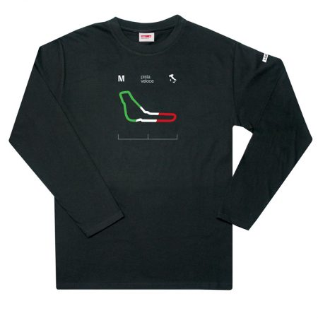Pista Veloce long-sleeve t-shirt