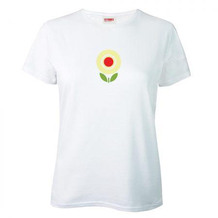 T-lab Flowertime womens t-shirt