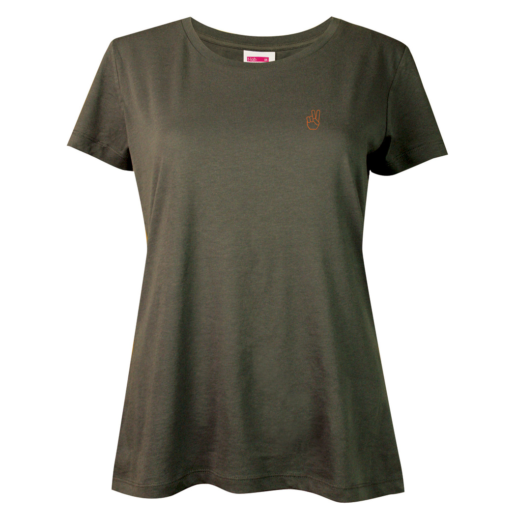 T-lab womens Freedom t-shirt