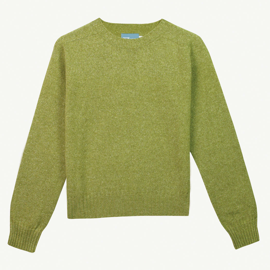 T-lab Alana womens sweater green