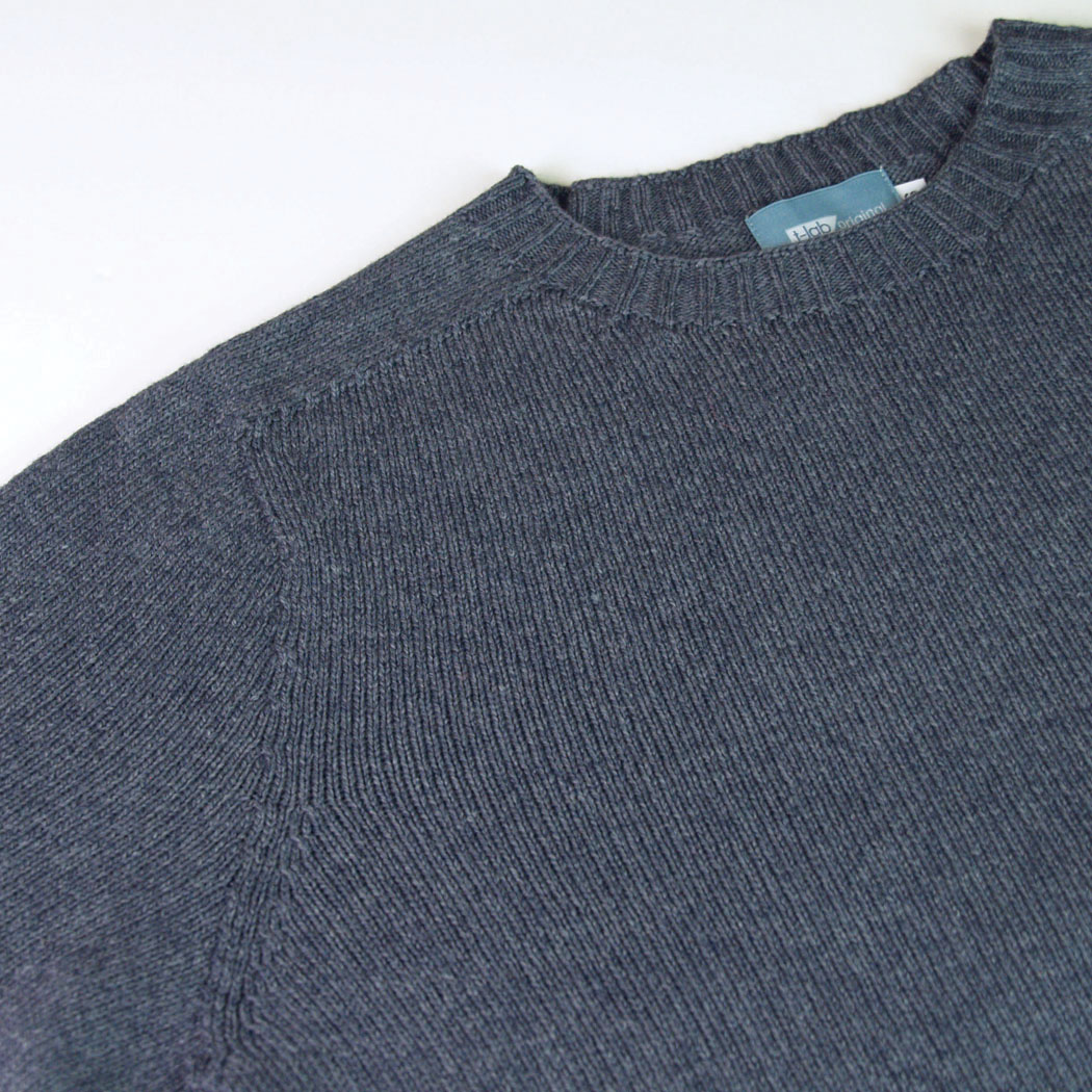 T-lab Bruce mens sweater blue