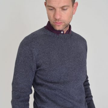 T-lab-Bruce-mens-knitwear-denim-blue
