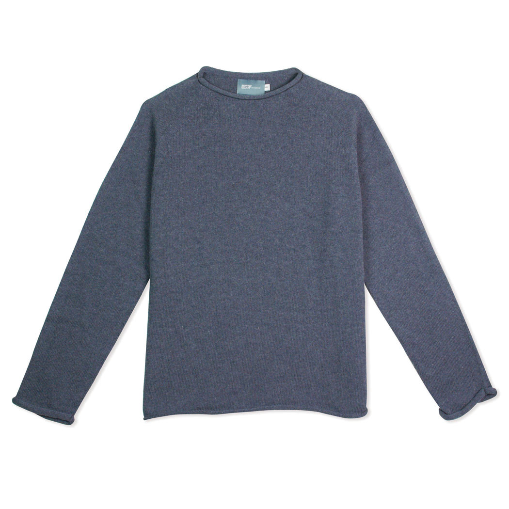 T-lab Iona womens knitwear blue