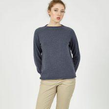T-lab Iona womens knitwear blue