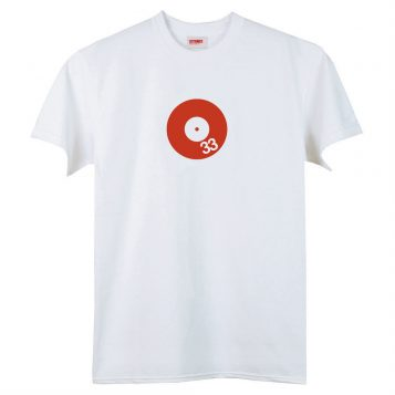 T-lab Spin mens t-shirt red