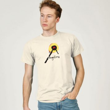 T-lab Angliru mens t-shirt