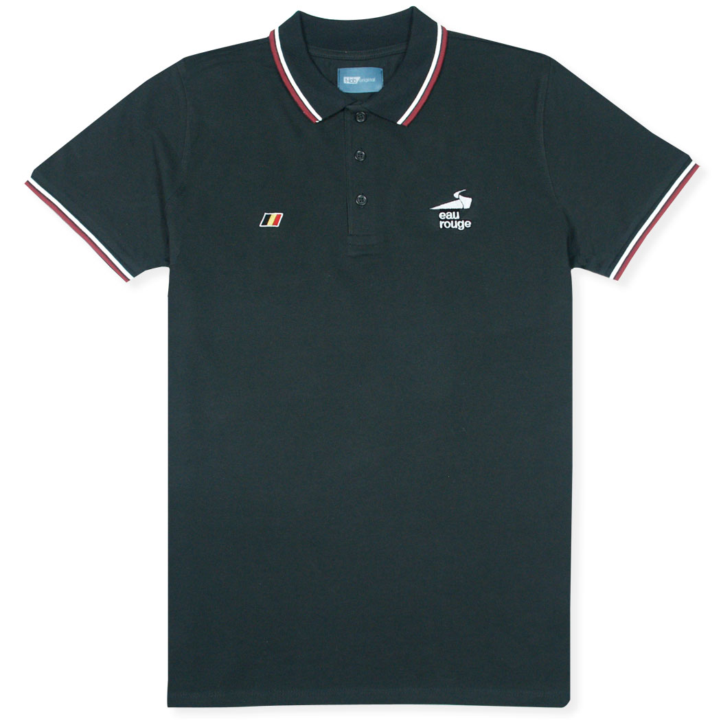 T-lab Eau Rouge mens polo shirt