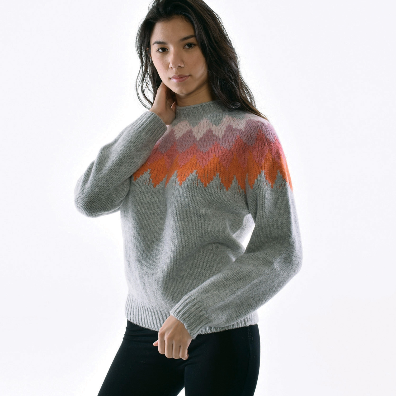 T-lab Aosta womens knitwear gen