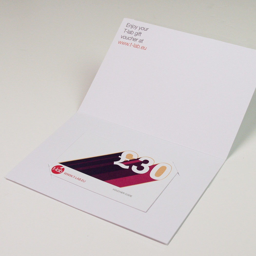 T-lab gift card