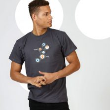 T-lab RoadTrip 1 mens t-shirt model