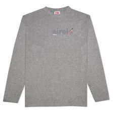 T-lab Airolo longsleeve t-shirt grey full