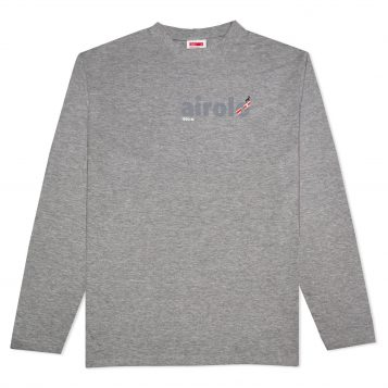 T-lab Airolo longsleeve t-shirt grey full