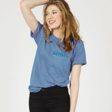T-lab Airolo womens t-shirt blue model