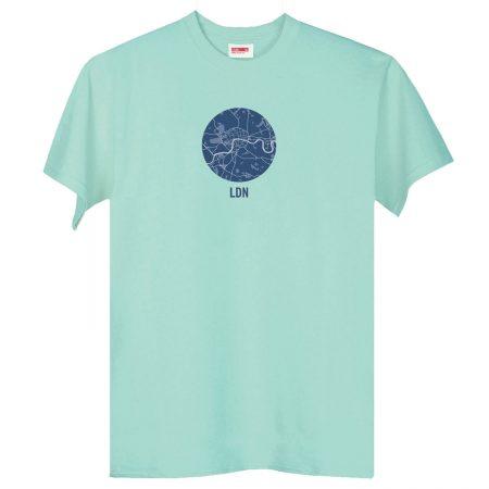 T-lab-LDN-mens-t-shirt-Millenial-mint-ful