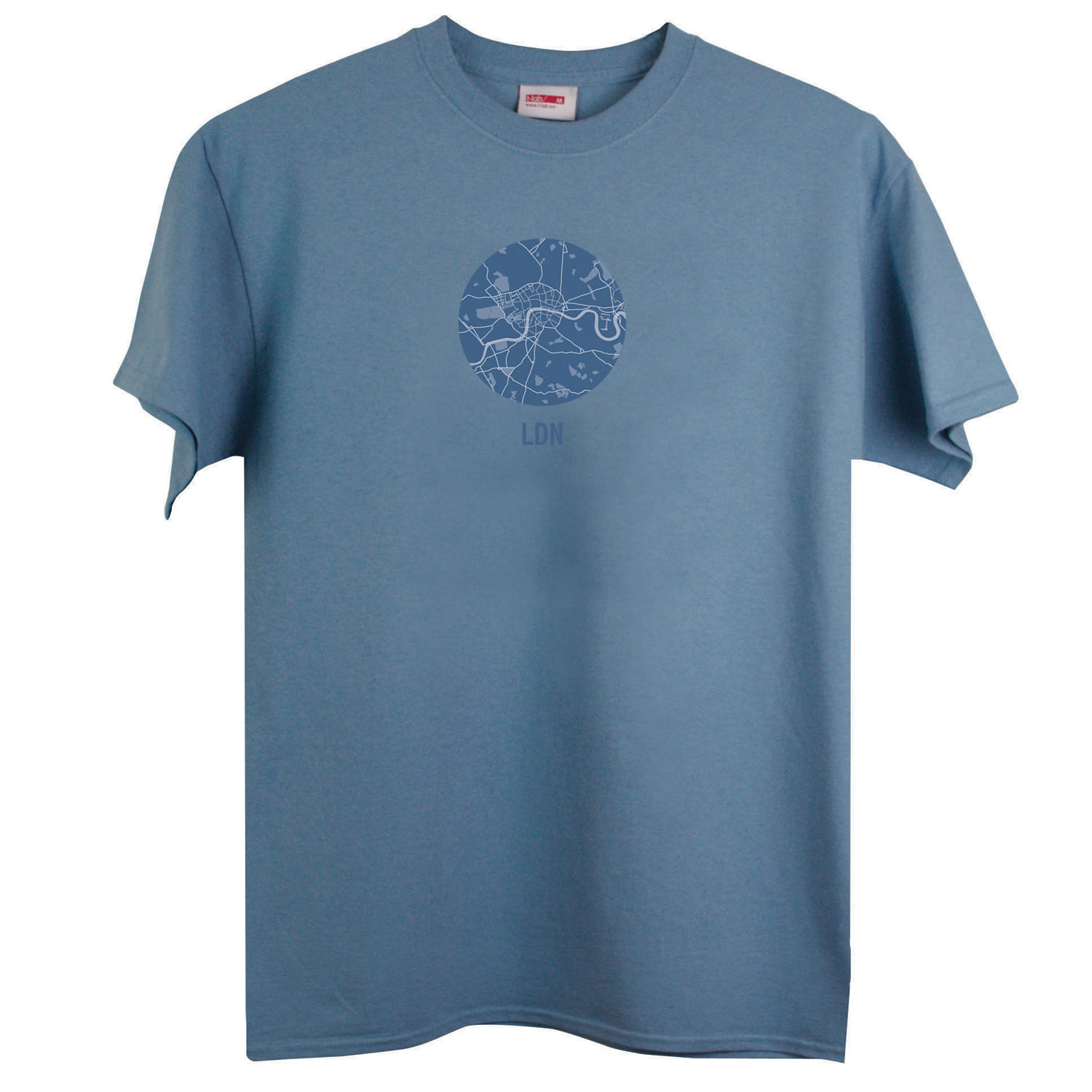 T-lab-LDN-mens-t-shirt-stone-blue-full