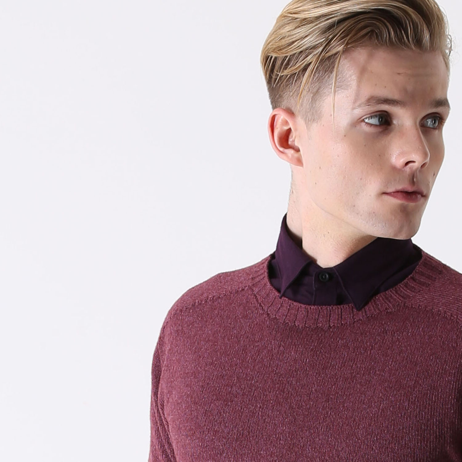 T-lab Bruce Cassis mens sweater
