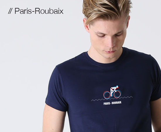 T-lab Paris-Roubaix mens t-shirt