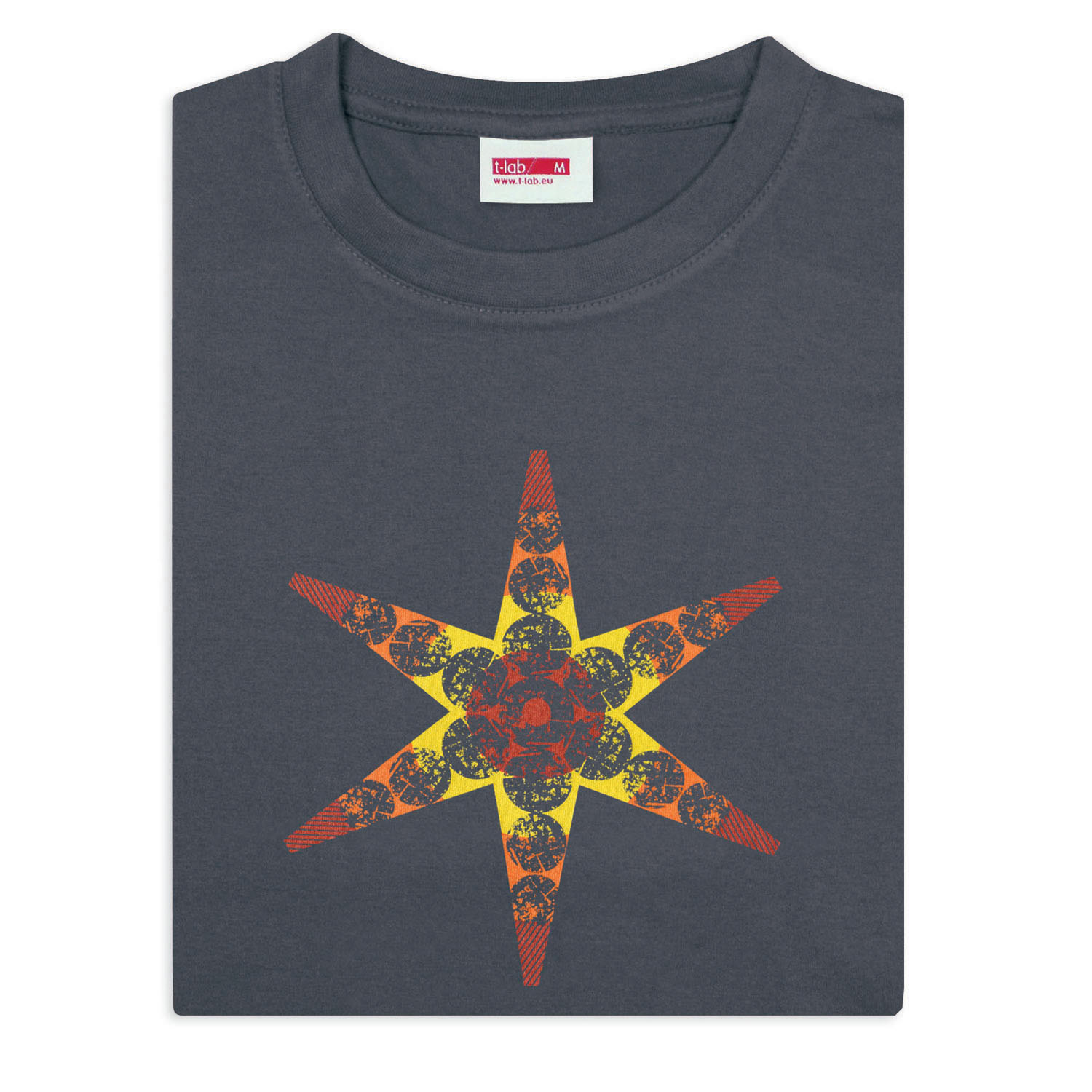 T-lab-BBQ-Star-mens-t-shirt-grey