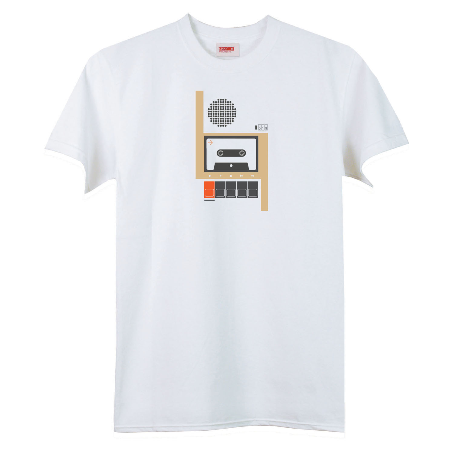 T-lab-C90-mens-t-shirt-white-full