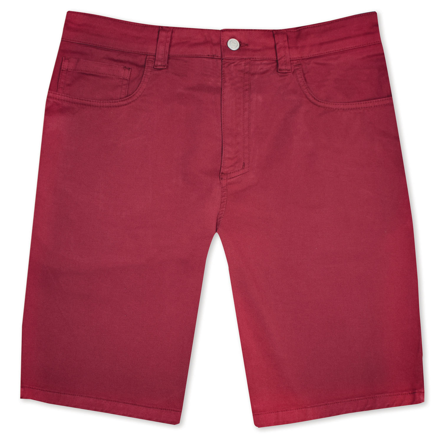 T-lab-mens-shorts-burgundy