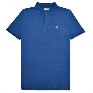 T-lab-Freedom-mens-polo-shirt-blue