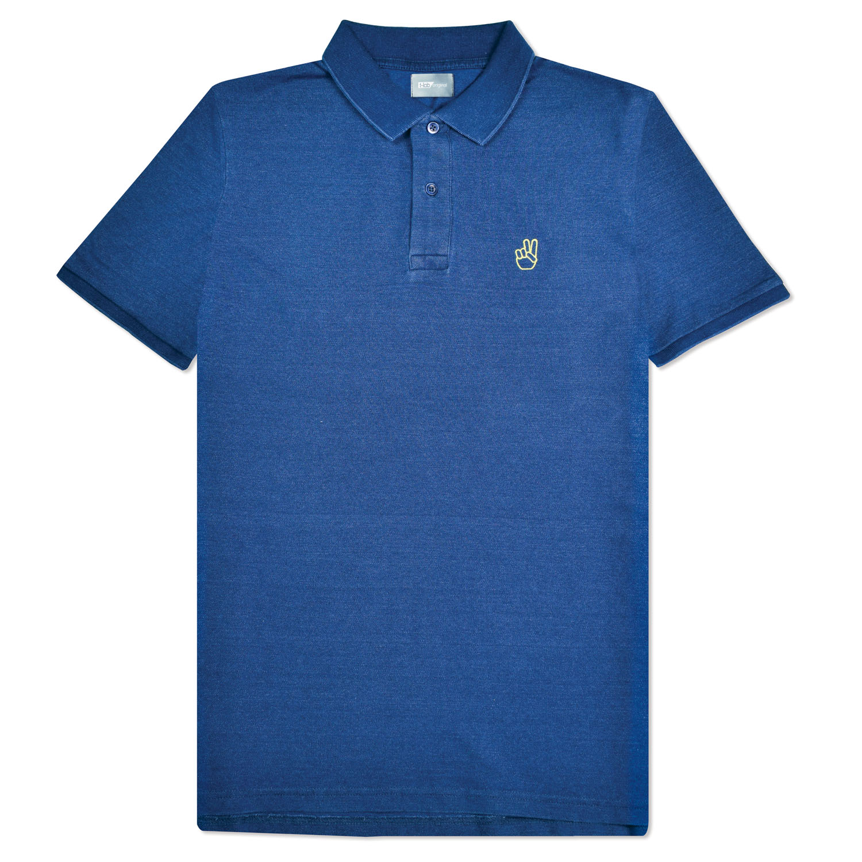 T-lab-Freedom-mens-polo-shirt-blue