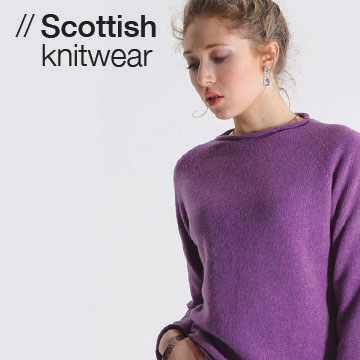 T-lab Scottish knitwear
