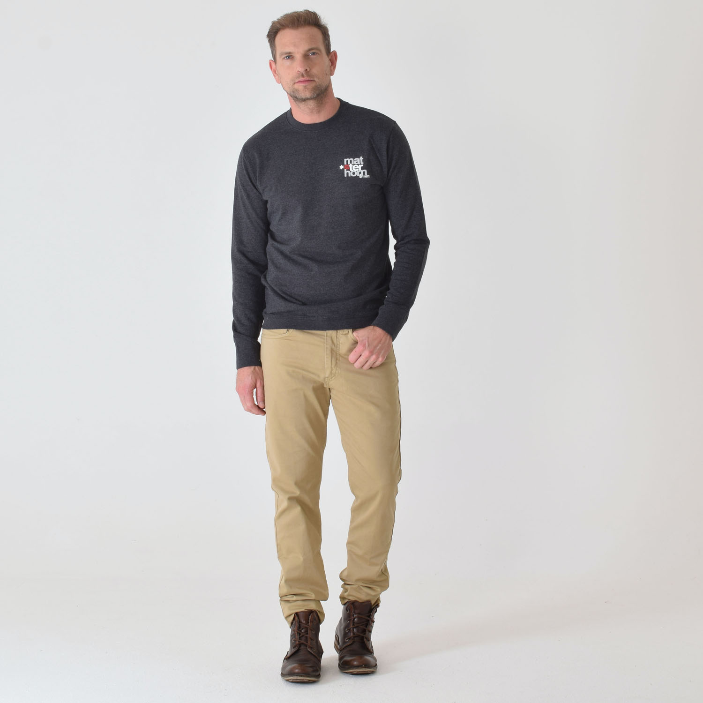 T-lab-Matterhorn-mens-sweatshirt-charcoal