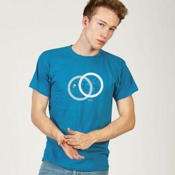T-Lab-Open-Reel-mens--t-shirt-azure-blue