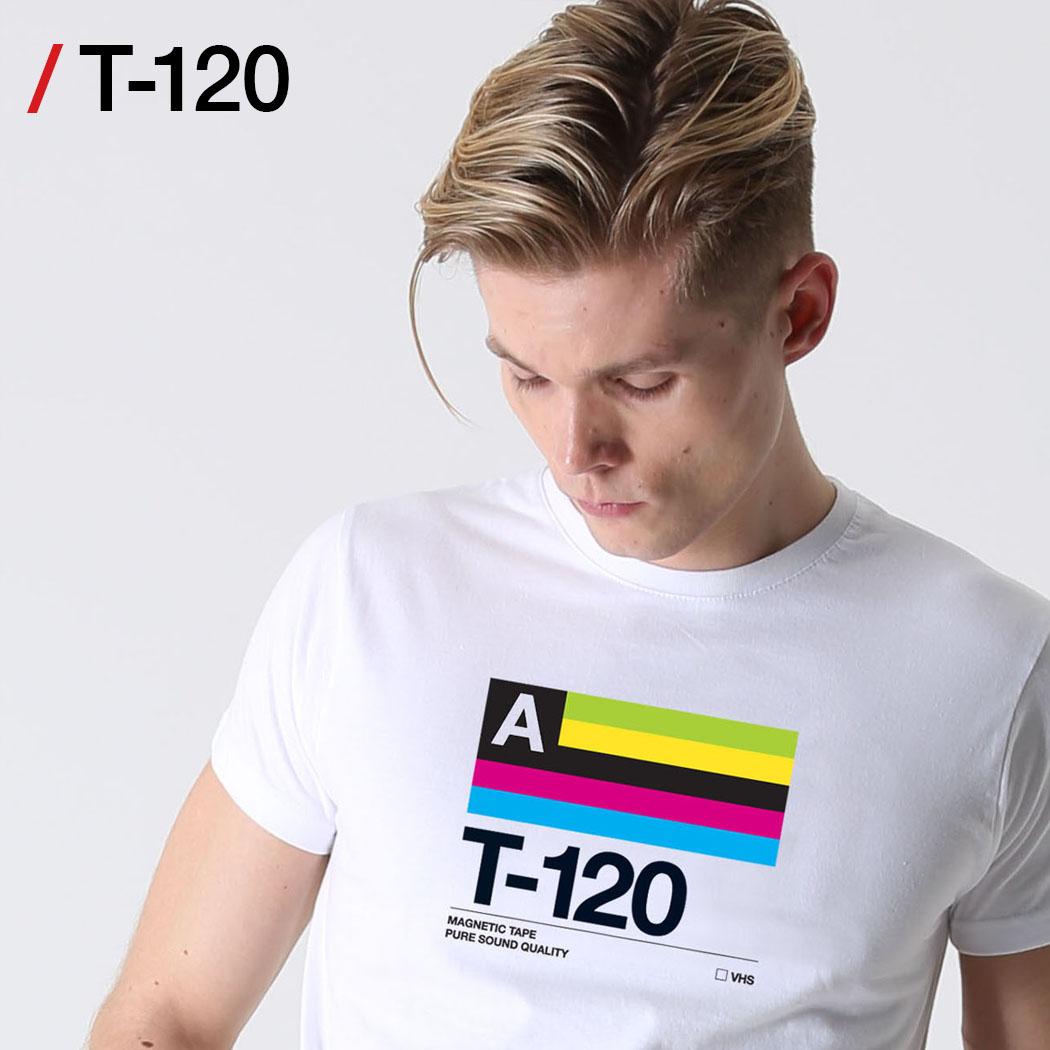 T-lab-T-120-mens-video-t-shirt